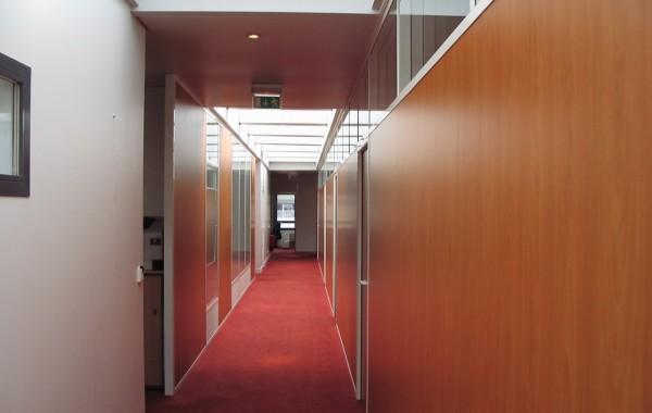 Aménagement de 1000m² de bureaux